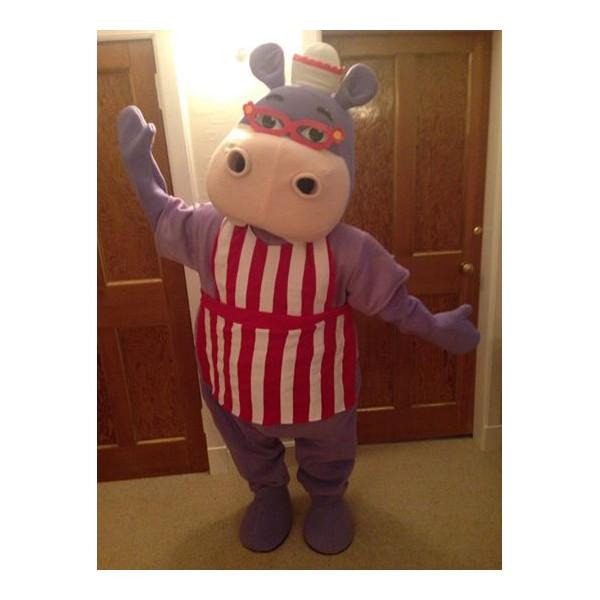 Hire Hallie Doc Mcstuffins Mascot Hallie Doc Mcstuffins Costume Hire