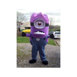 Hire Rent Evil Minion Costume Mascot  sc 1 st  Mascot Hire & Hire Rent Evil Minion Costume Mascot - Hireacostumeuk