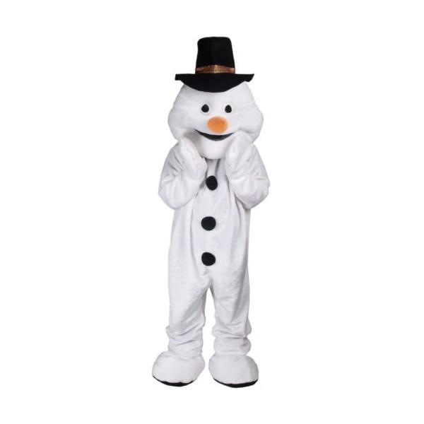Hire Rent Adult Snowman Mascot Costume  sc 1 st  Mascot Hire & Hire Rent Adult Snowman Mascot Costume - Hireacostumeuk